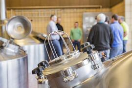 Brauerei-Besichtigung