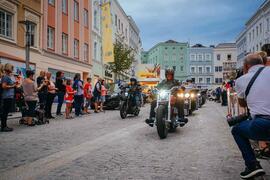 Harley-Davidson® Charity Tour