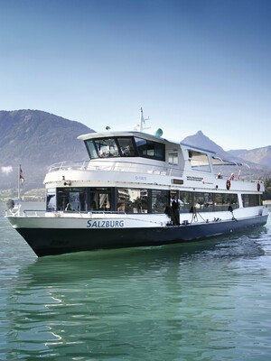 SeeGourmet - Genussfahrt an Bord der Wolfgangsee Schifffahrt