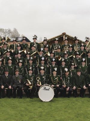 130 Jahr-Jubiläum der Orts- und Bauernmusik
