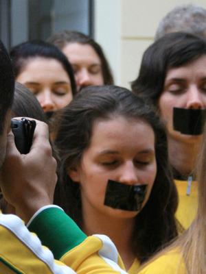 Mundtot - Der Kampf um die Pressefreiheit