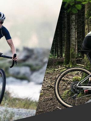 BMC Testevent Gravel-Bike URS & MTB