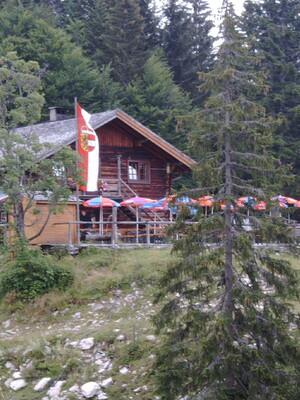 Hüttenfest auf der Strobler Hütte