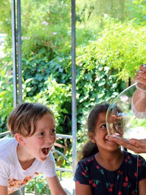 Kreativtage für Kinder von 6 bis 12 Jahre