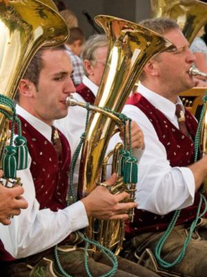 Abgesagt: Weckruf der Trachtenmusikkapelle Unterach