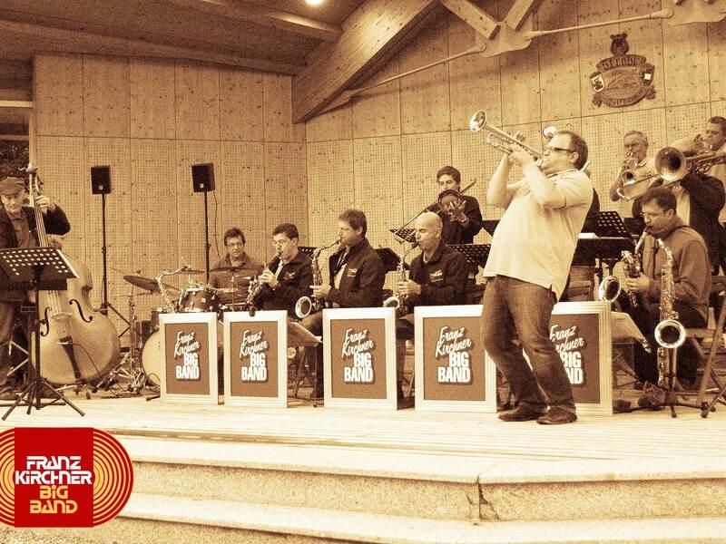 Konzert der Franz Kirchner Big-Band
