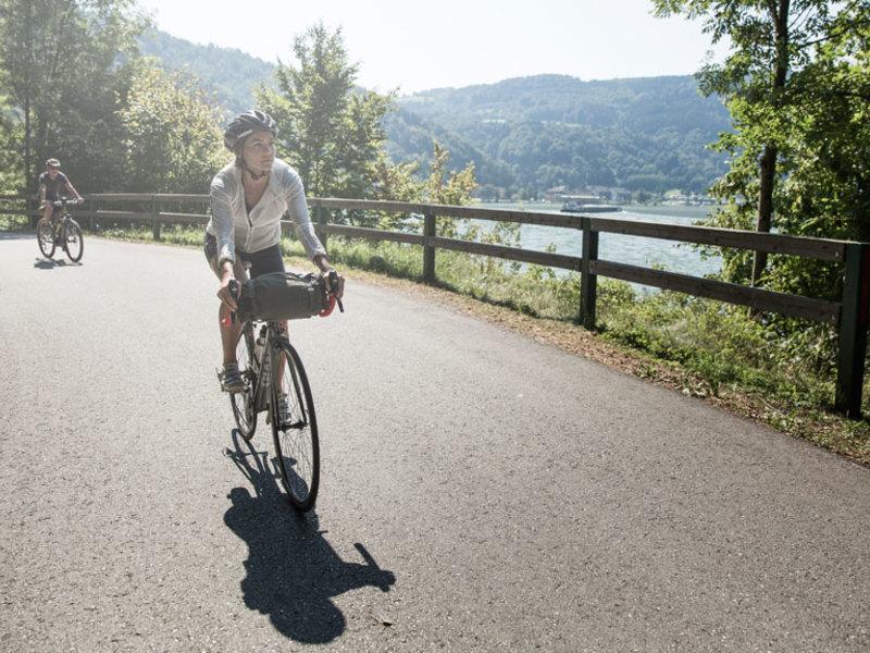 Donau Radfahren