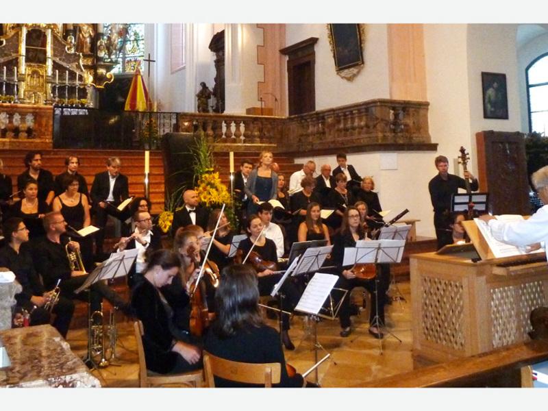 musikalisches von der Kantorei St. Michael - Bachzeit