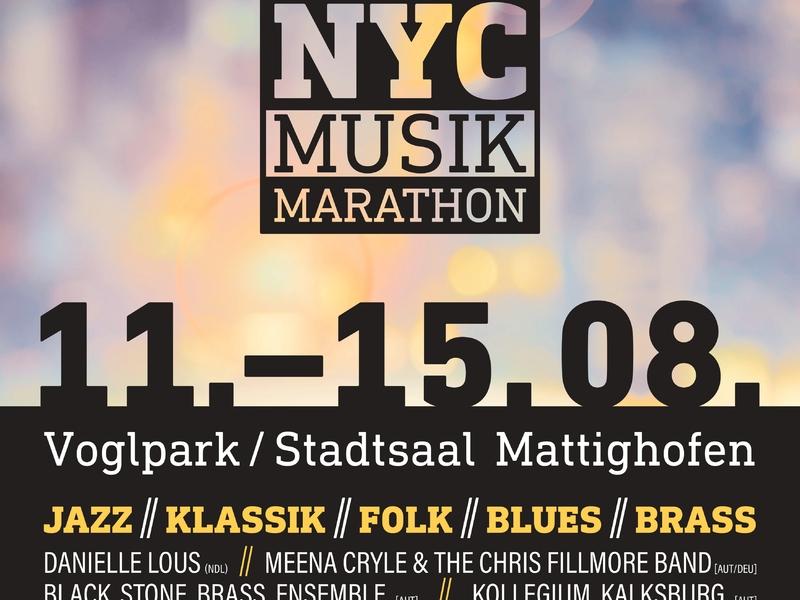 """""""Der NYC Musikmarathon verwöhnt mit Bewährtem, verführt mit Neuem und inspiriert mit Kreativem."""""""