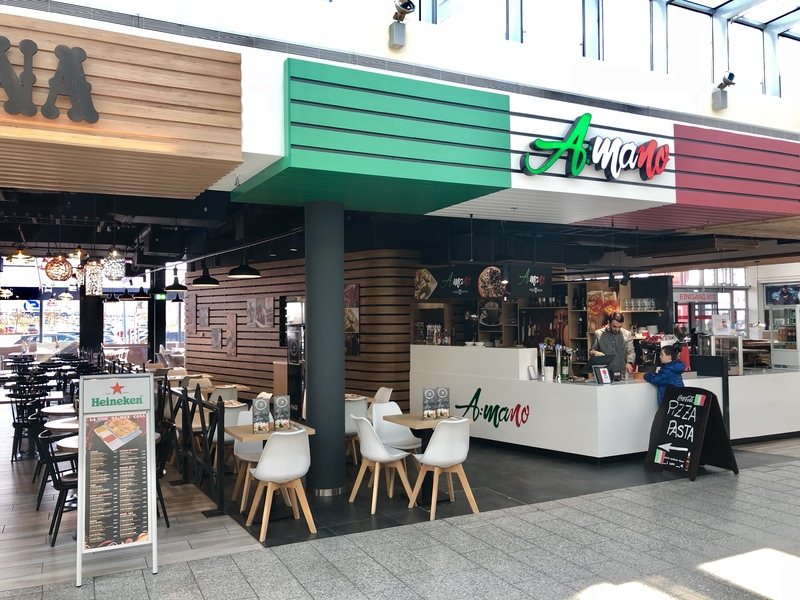 Amano - Italienisches Restaurant