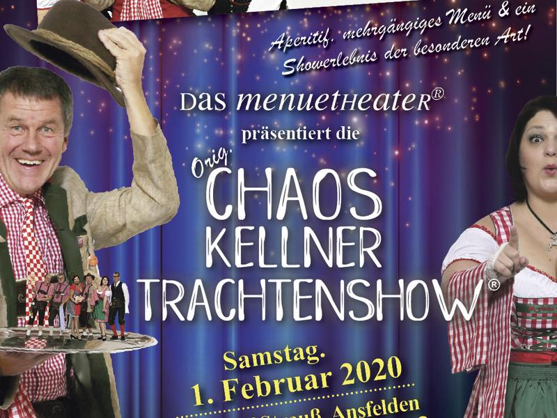 Chaoskellner Trachtenshow