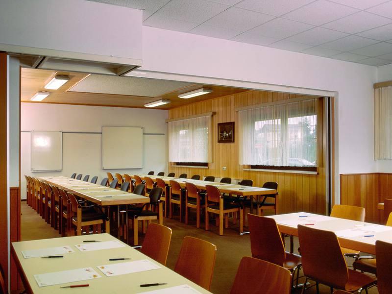 Seminarraum im Gasthof Danzer