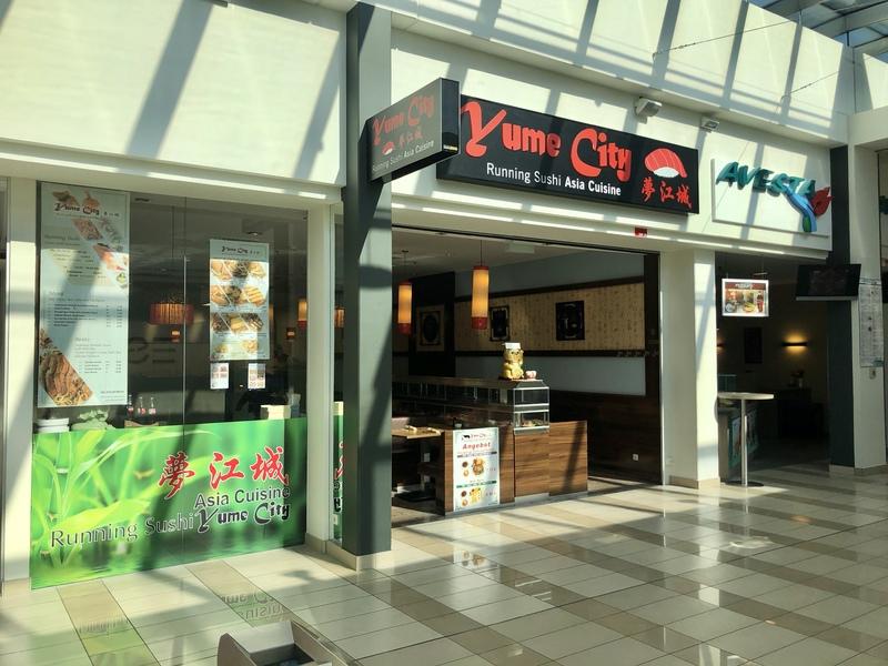 Yume City - Running Sushi Asia Cuisine
