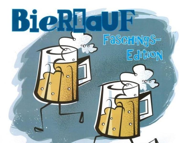 Bierlauf in Strobl