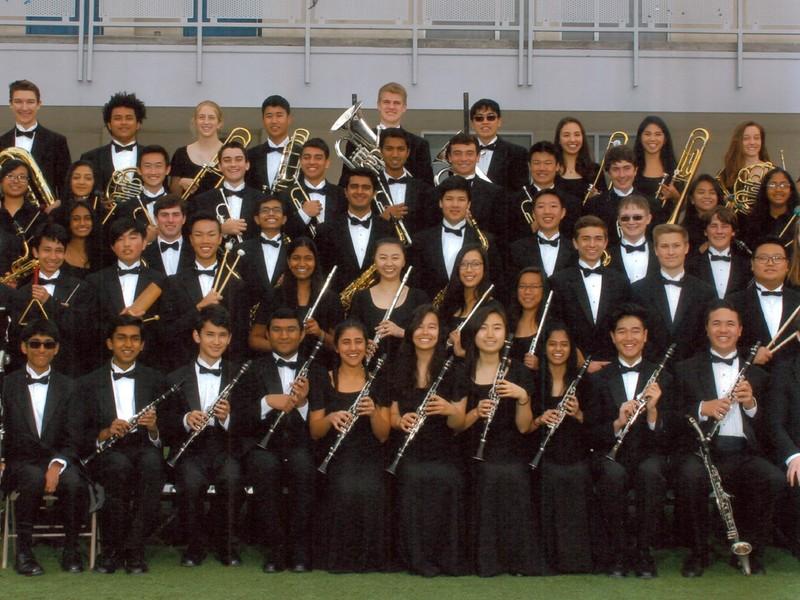 Gastkonzert der St. Francis High School Symphonic Band