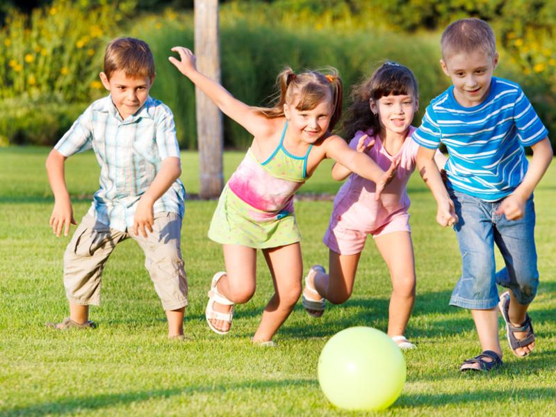 Ferienbetreuung für Kindergartenkinder