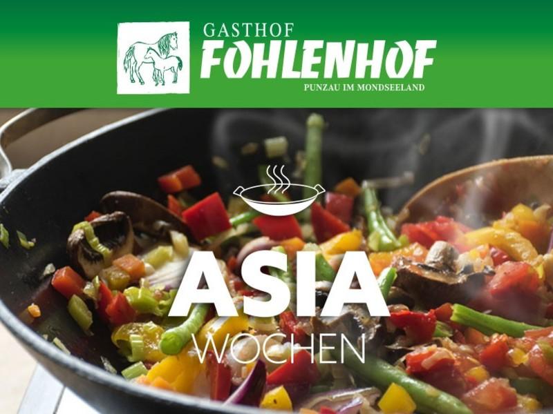 Asia Wochen am Fohlenhof