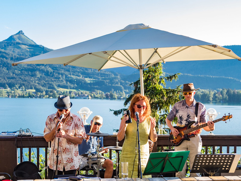 Summer.Sounds - LIVEMUSIK im Hotel Peter