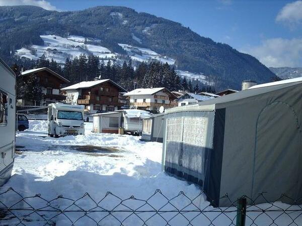 Stellplatz Winter 1