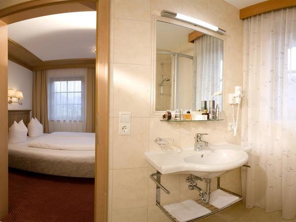 Dorfbäck Stumm Bäckenhaus - Badezimmer