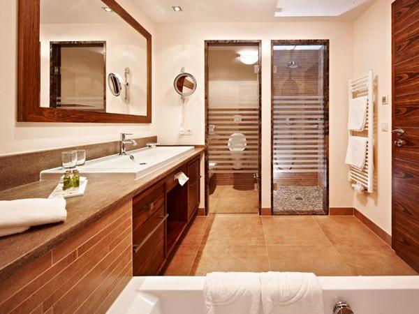 Badezimmer-Gamskar
