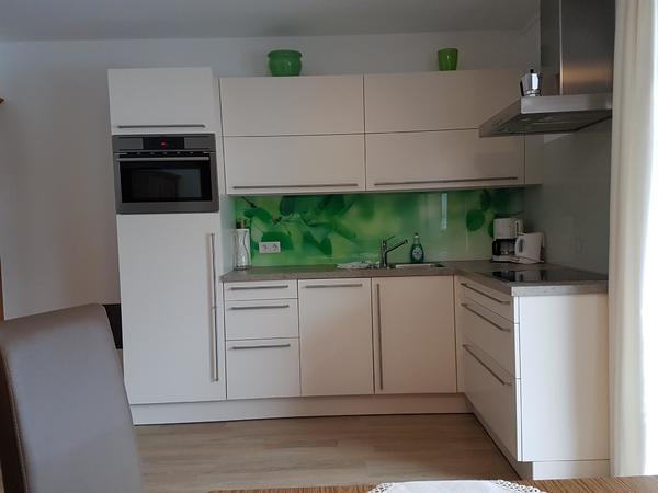 Ferienwohnungen Rinker Küche EG Top 2