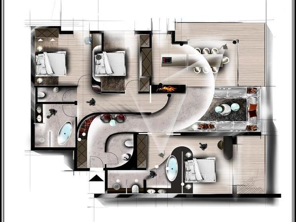 Apartment Panorama Deluxe
