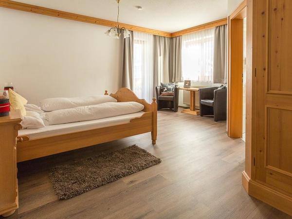 Doppelzimmer Hamberg