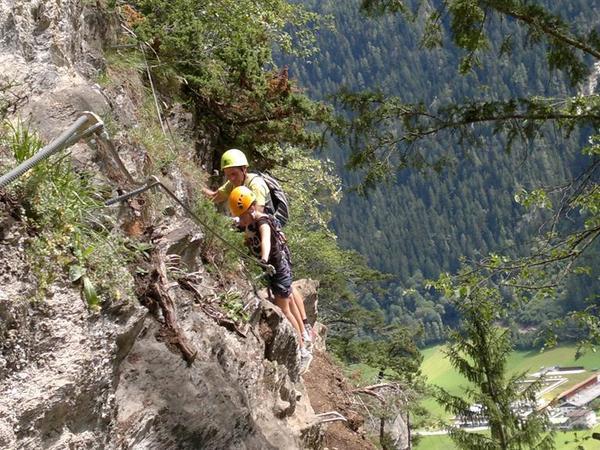 Klettersteig (2)