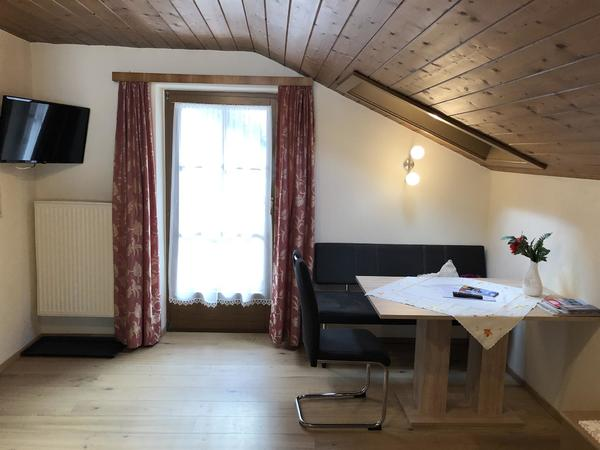 Living-sleeping room_lounge_dinging table_SAT-TV