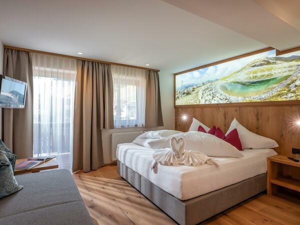 Komfortzimmer für 2-3 Pers.