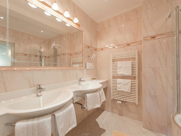 Turmsuite Badezimmer
