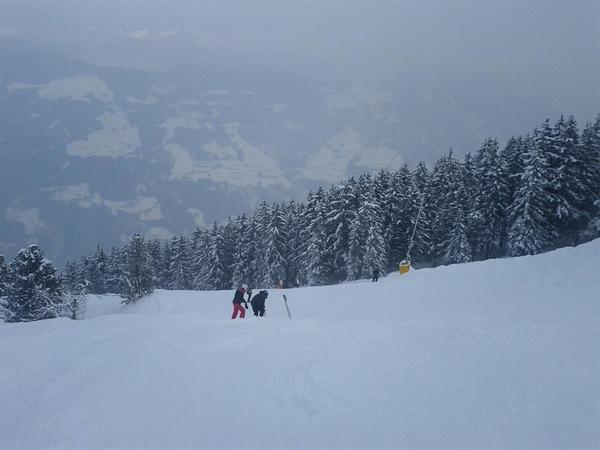 Skigebiet Zillertal