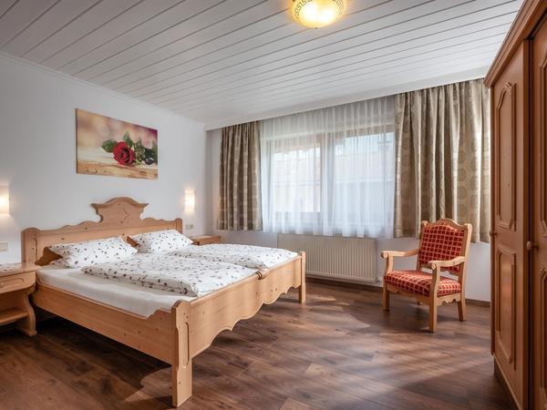 Landhaus Stefanie Schlafzimmer