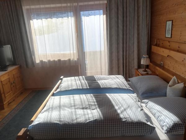 Schlafzimmer FeWo Grünberg