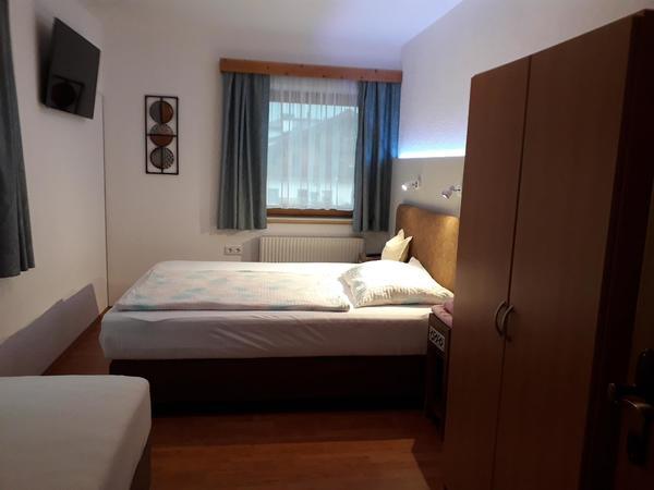 3-Bett Zimmer mit SAT-TV