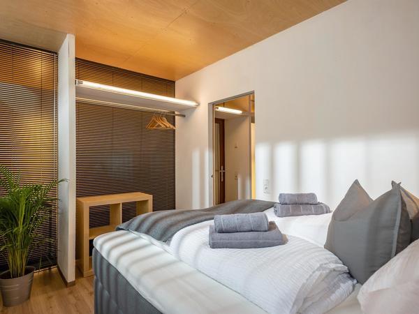 Schlafzimmer EMMA's Appartements