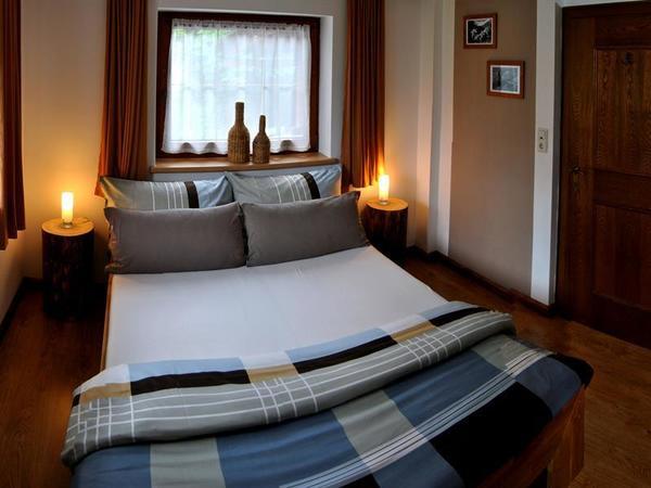 Schlafzimmer Wald