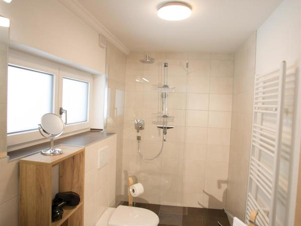 Apart Jöchler Apart 1 Badezimmer