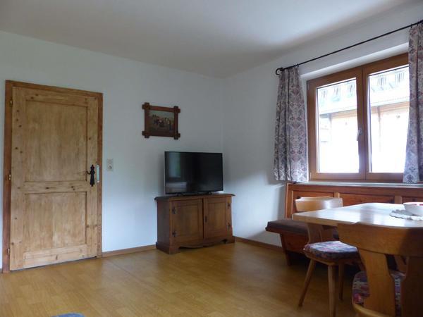 Ferienhaus Gruber Ferienwohnung Wohnzimmer 2