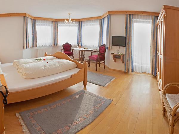 Erker Suite Zimmer