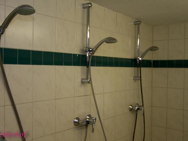 3 er dusche