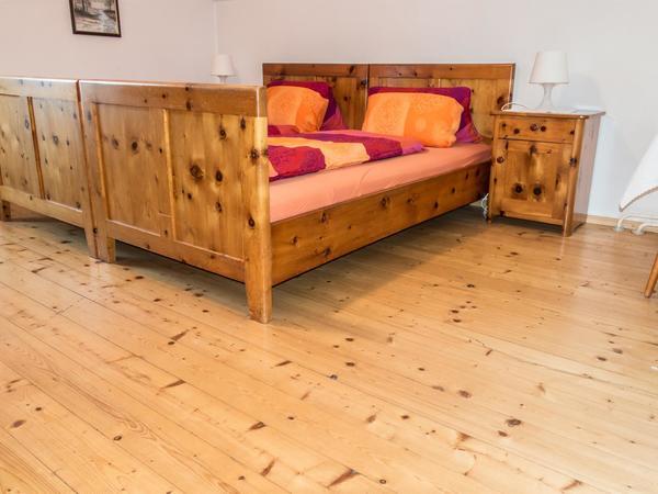 Schlafzimmer I FeWo Drei Linden Schwendau Hippach