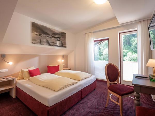 Doppelzimmer Alpenrose Gerlos