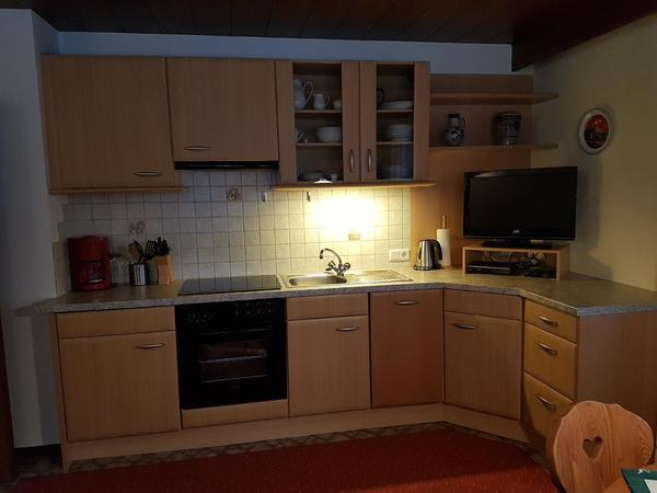 Ferienwohnungen Rinker Küche Top 1