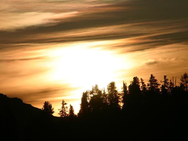 Sonnenaufgang Juni 09
