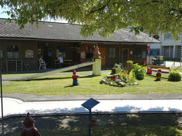 Minigolf Resthof