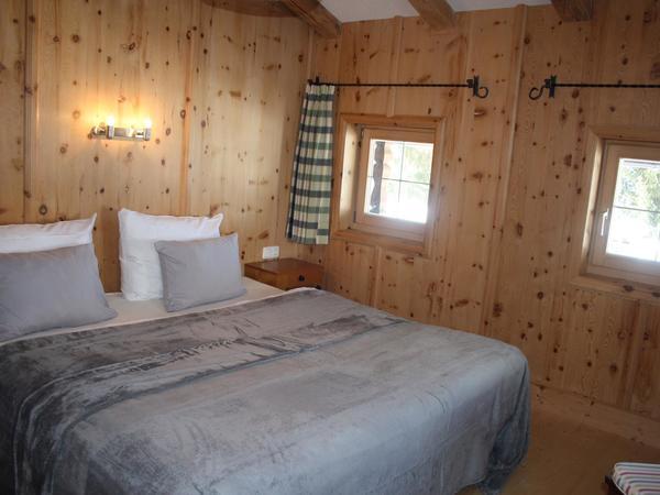 Schlafzimmer 3 Ferienhaus Tratl