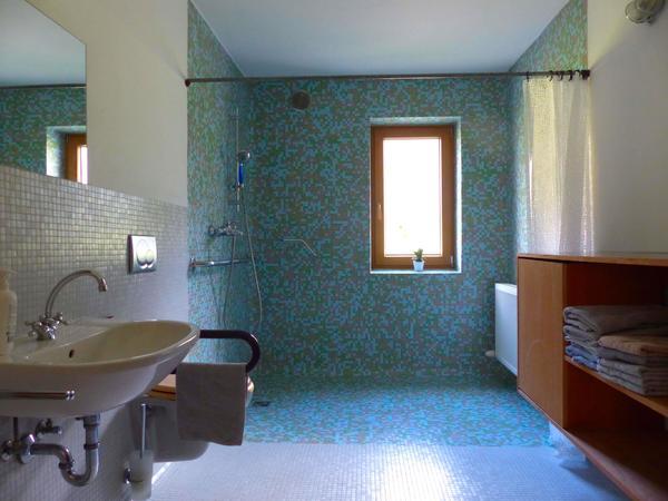 Ferienhaus Gruber Ferienwohnung Dusche & WC