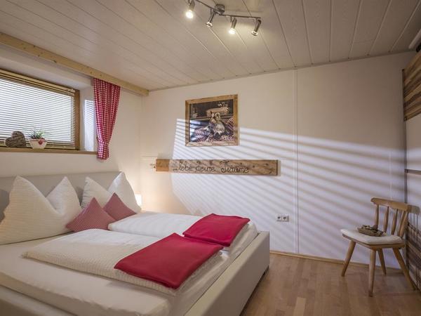 Schlafzimmer Appartement Ahorn